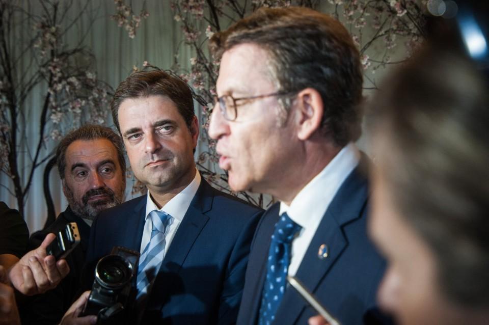 AUTÁRQUICAS: Presidente galego diz que Ricardo Rio