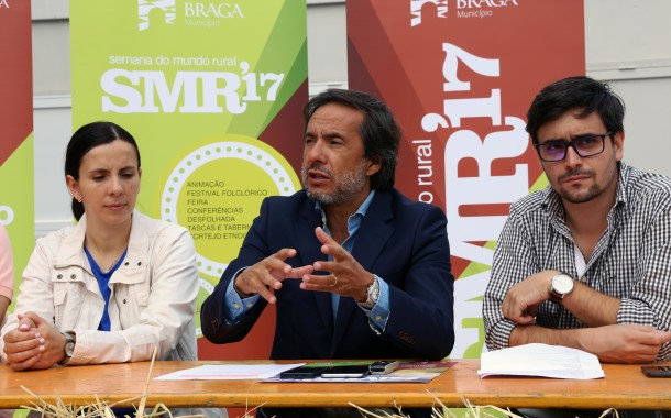 Semana do Mundo Rural de Braga arranca esta sexta-feira para promover tradições agrícolas e etnográficas