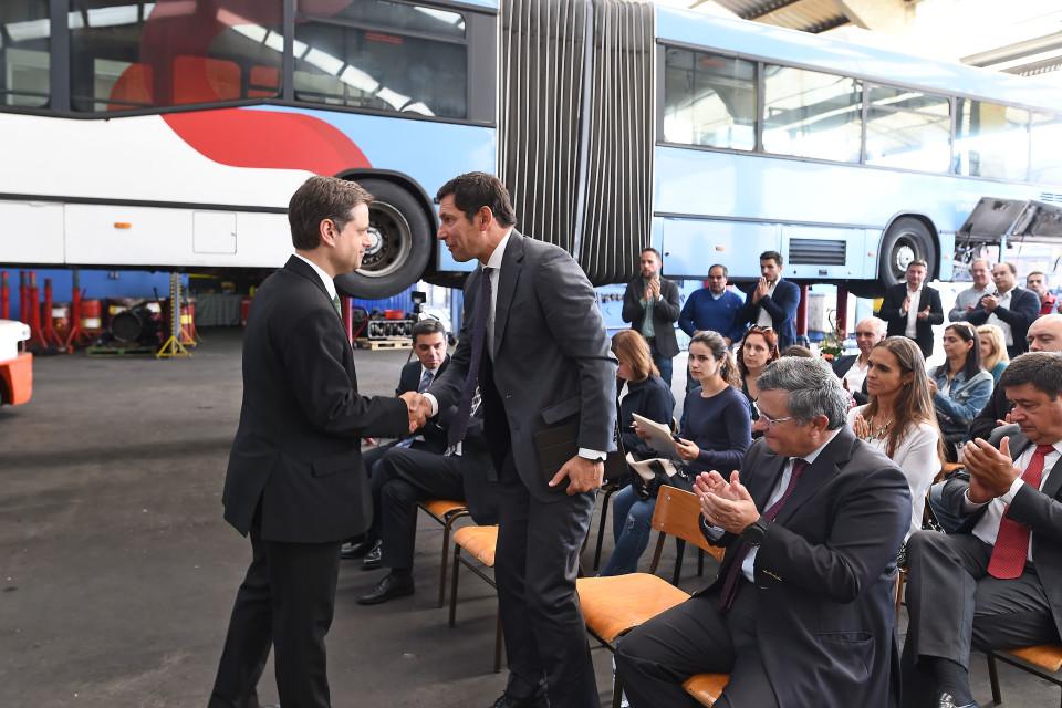 TUB e IBM Braga dão mais um passo para criação da 'cidade inteligente'