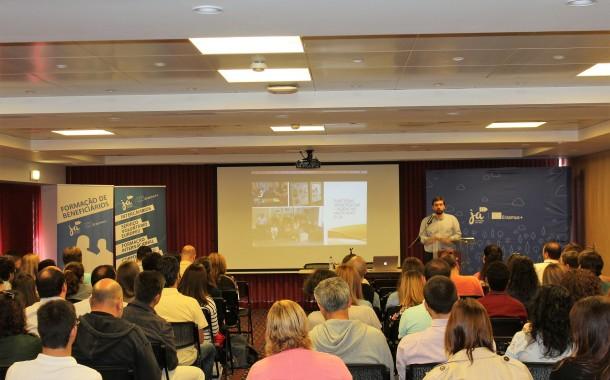Erasmus+ Juventude em Acção realizou 6.ª formação de beneficiários em Braga