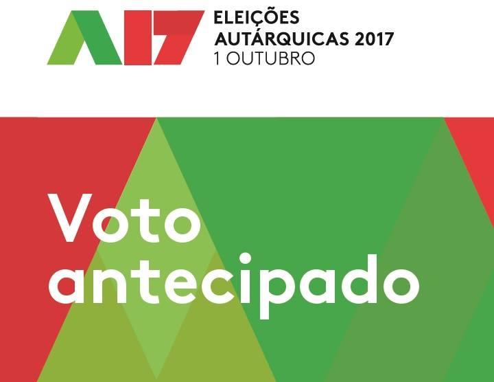 AUTÁRQUICAS: Cerca de 150 eleitores exerceram o direito de voto antecipado em Braga