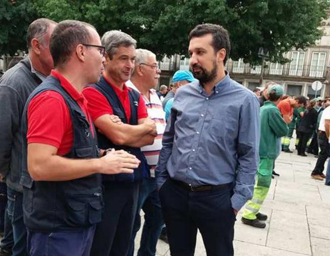 """AUTÁRQUICAS: Carlos Almeida (CDU) marca presença em plenário do STAL e acusa Câmara de Braga de """"birra política"""""""