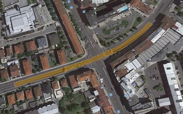 BRAGA: Trânsito no túnel da avenida da Liberdade condicionado esta quinta-feira