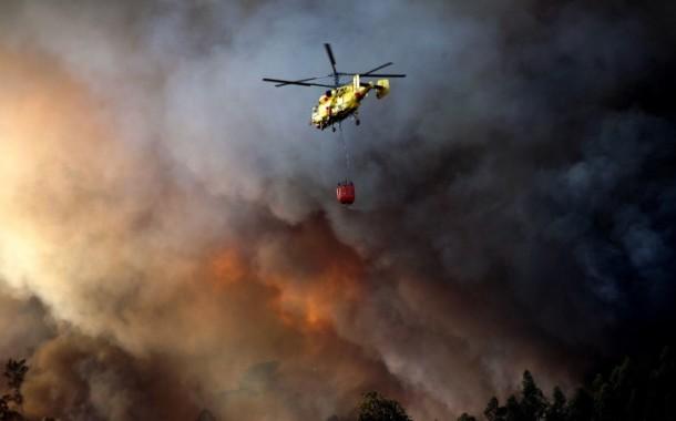 Governo prolonga dispositivo de combate aos fogos até 15 de Novembro
