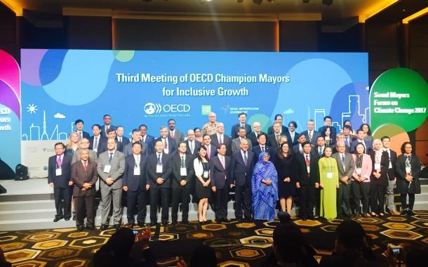 BRAGA: Ricardo Rio subscreve Agenda de Seul para o crescimento inclusivo e critica Mesquita Machado