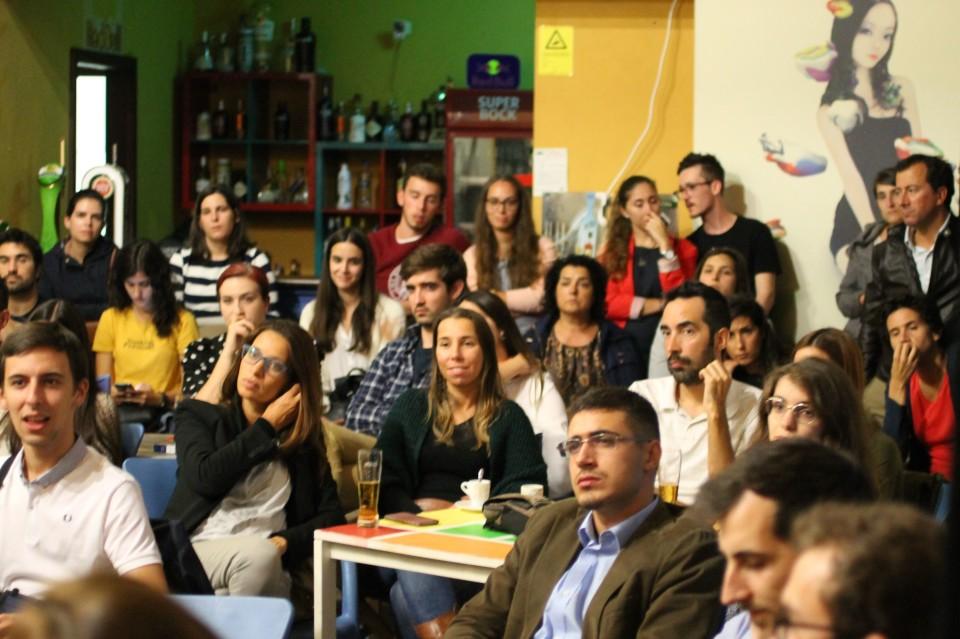 GUIMARÃES: Regressam esta quinta-feira ao Vila Flor os cientistas de copo na mão