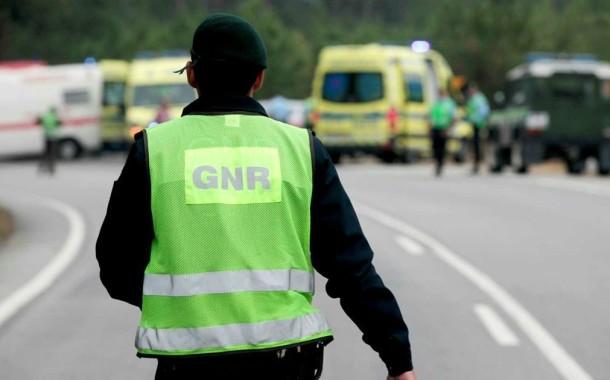 GNR na estrada com Operação Todos os Santos 2017