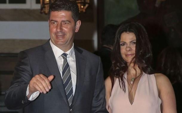 """Mulher de Rui Vitória: """"Ai dele que dissesse não ao Benfica"""""""