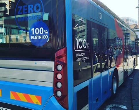 Transporte Urbanos de Braga compram seis autocarros eléctricos e querem entrar no campus da UMinho