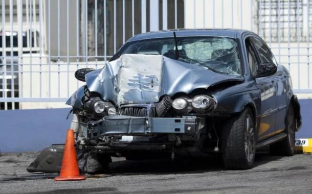 Acidentes rodoviários com morto e feridos graves diminuíram em Outubro