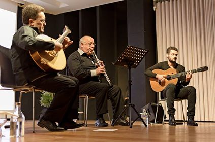 Guitarrista bracarense Artur Caldeira integra trio no concerto 'Clarinete em Fado'