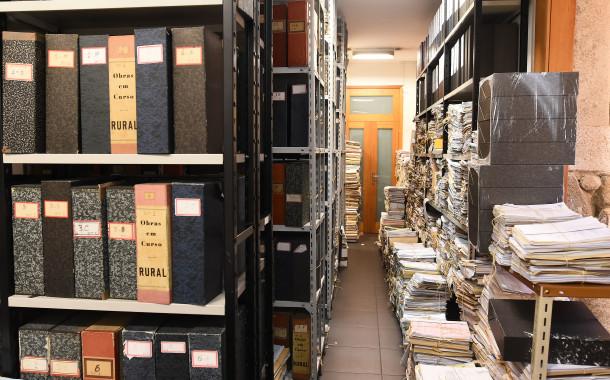 Câmara de Braga digitaliza quilómetros de papel