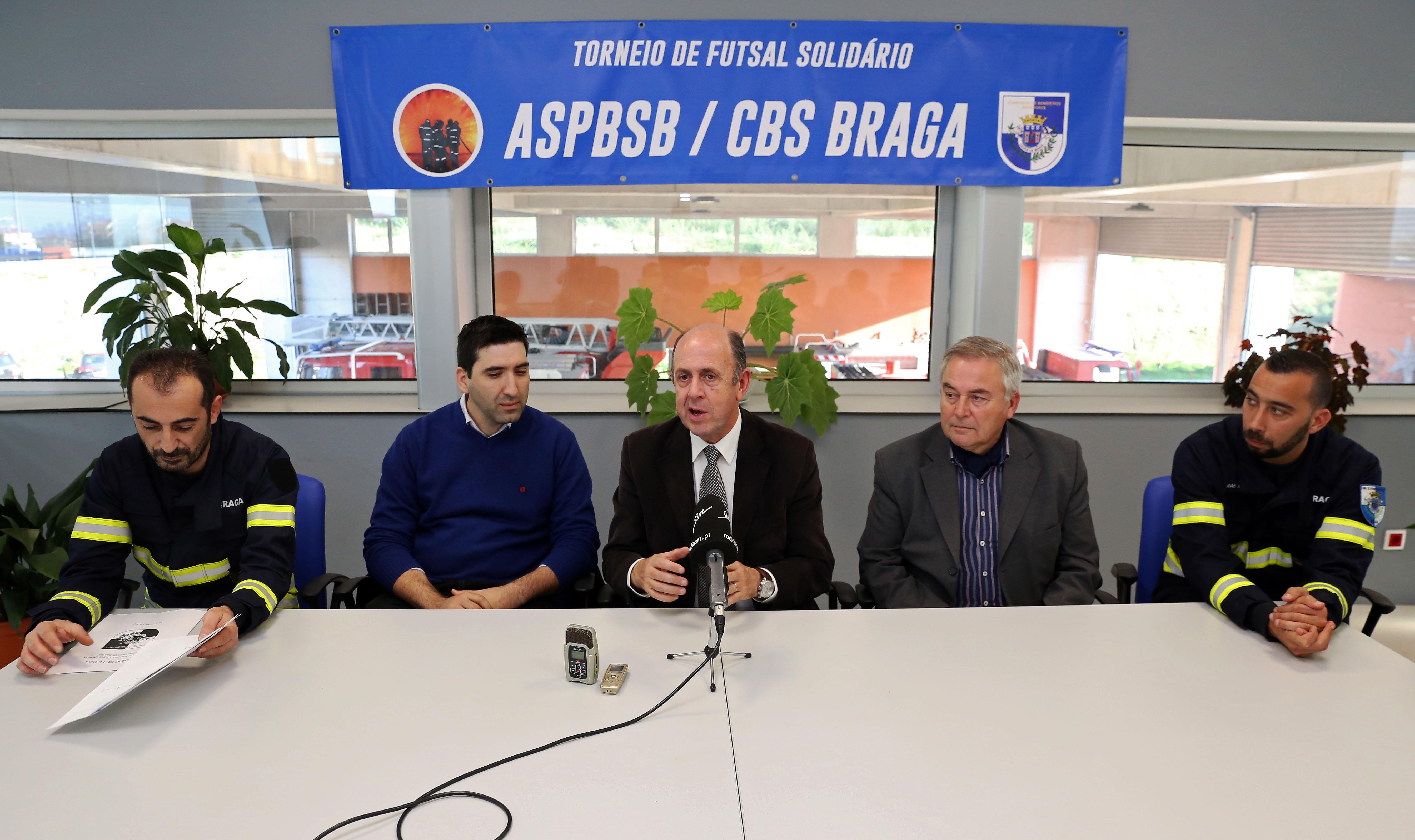 Associação Socioprofissional 'Sapadores' de Braga organiza Torneio de Futebol a favor de Centro Social de Ruílhe