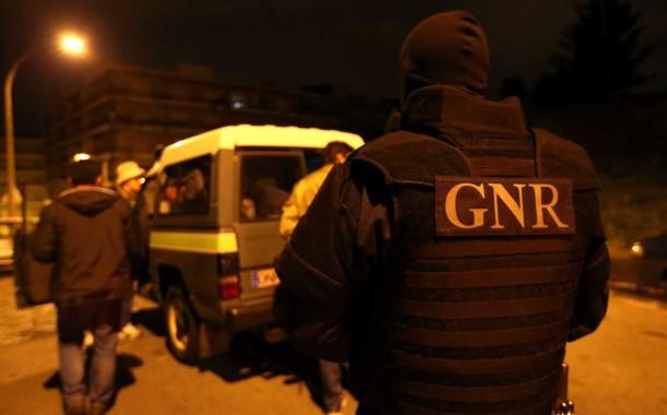 GNR deteve condutor por omissão de auxílio
