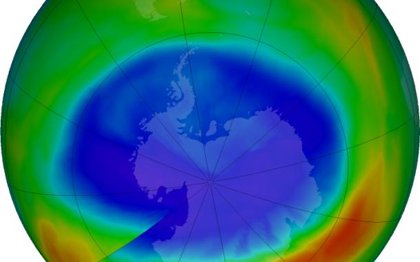Há 30 anos que buraco da camada de ozono não estava tão pequeno