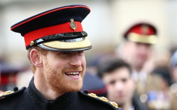Príncipe Harry casa-se em Maio no castelo de Windsor