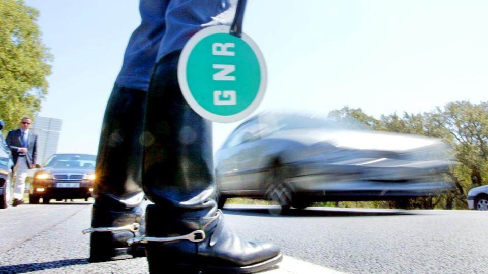 GNR regista três mortos em 94 acidentes entre sexta e sábado