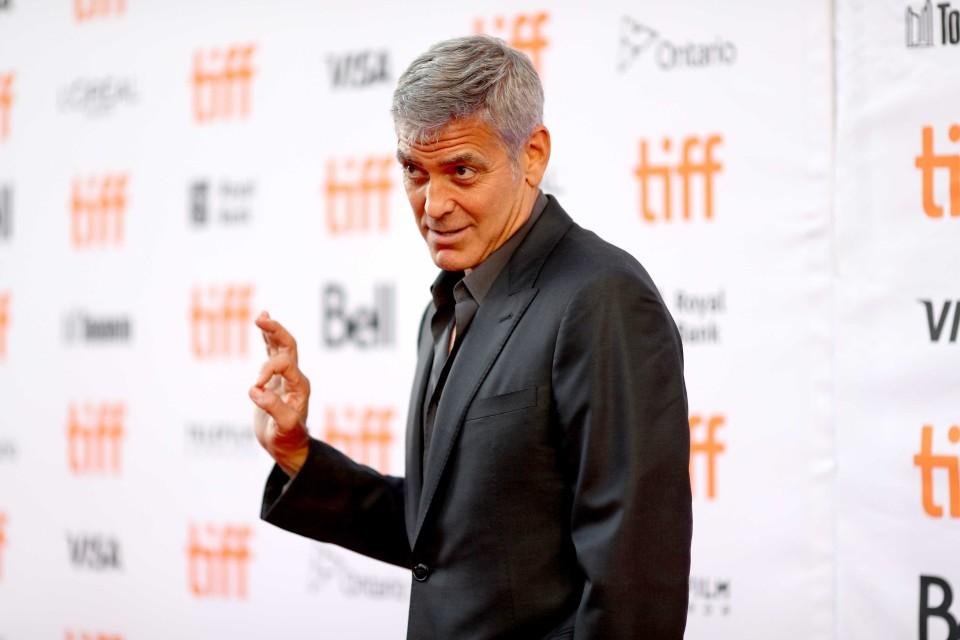Clooney deu 1 milhão de dólares a cada melhor amigo