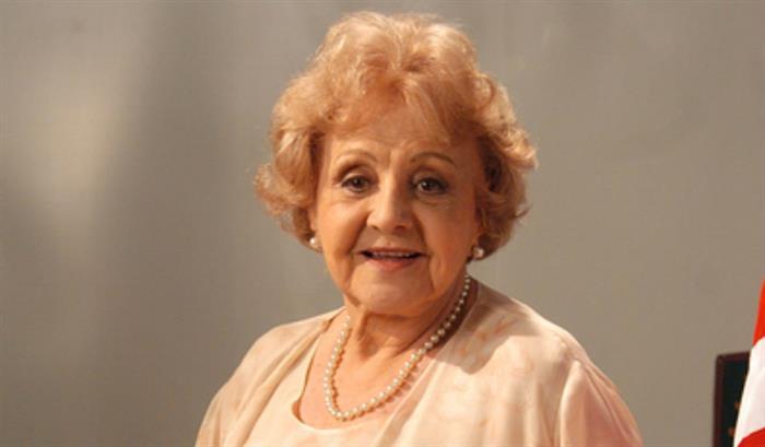 Morreu Eva Todor, actriz de 'O cravo e a Rosa'