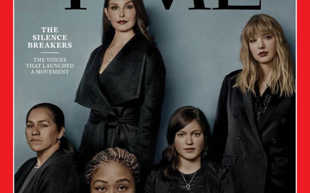 Movimento #MeToo é a personalidade do ano da revista Time