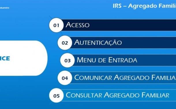 Contribuintes devem actualizar agregado familiar até dia 15 no Portal das Finanças