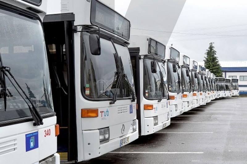 Greve dos Transportes Urbanos de Braga pode afectar carreiras esta sexta-feira