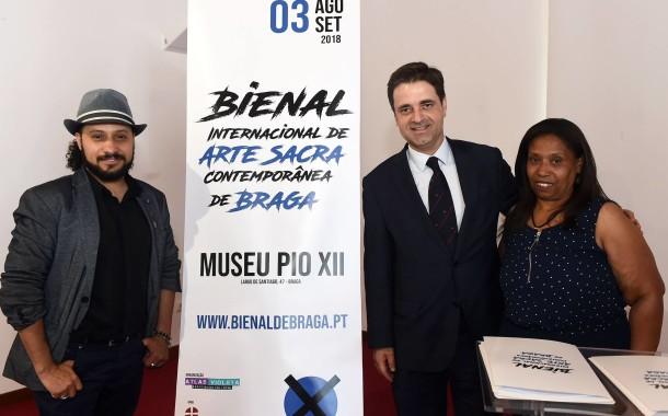 Braga acolhe da primeira Bienal de Arte Sacra Contemporânea