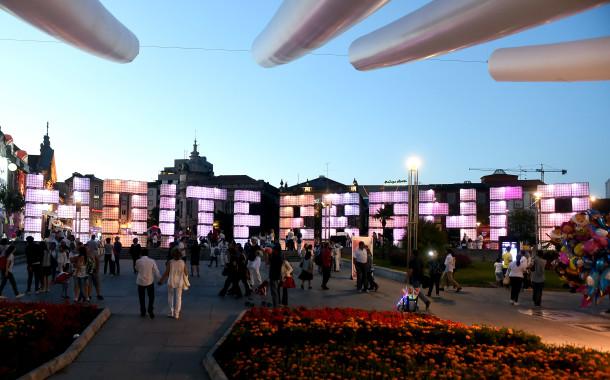 Candidaturas ao 'On/Off'- Concurso Artístico Noite Branca Braga abertas
