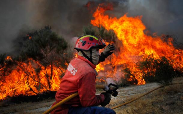 Bombeiros voluntários com aumento de 5 euros e meios reforçados