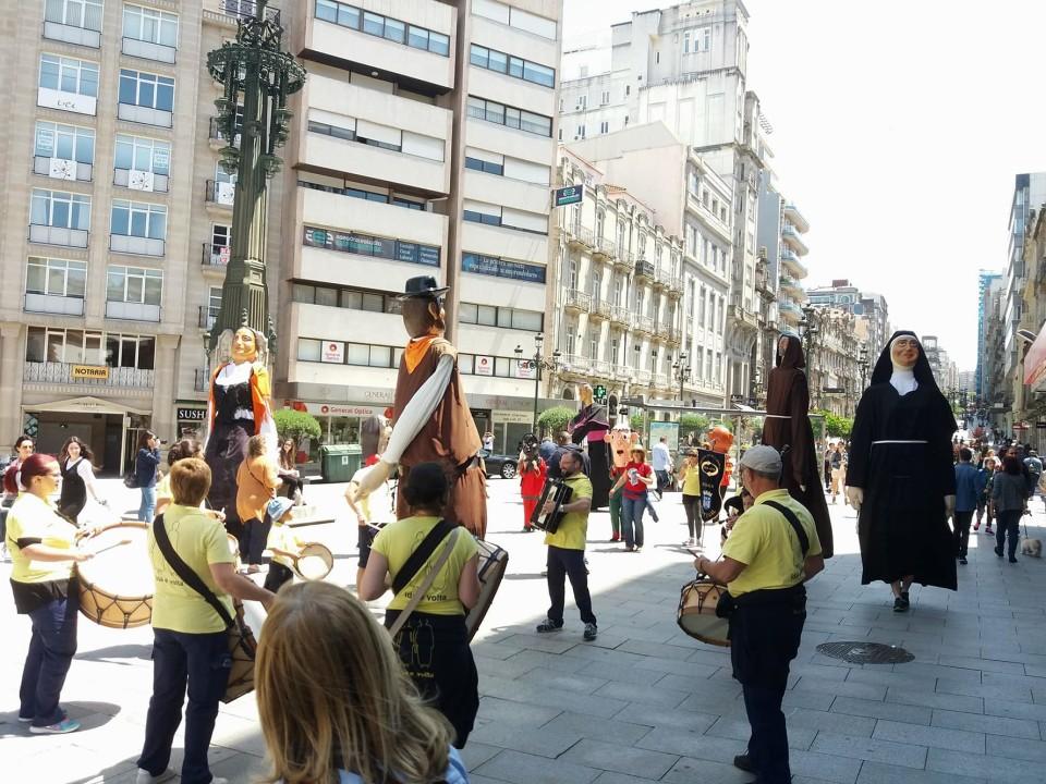 Vigo rendeu-se ao São João de Braga