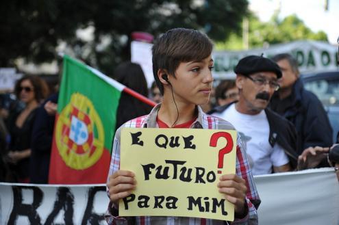 Em Portugal, há mais de 160 mil jovens que não estudam nem trabalham