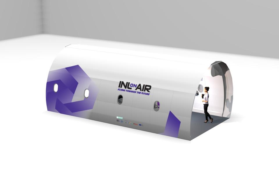 INL mostra futuro da aviação comercial no Aeroporto Francisco Sá Carneiro