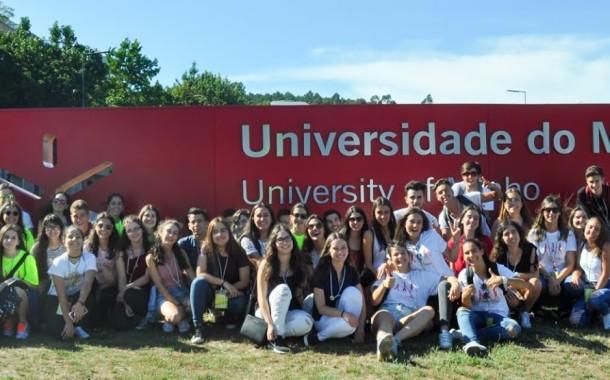 UMinho: 'Verão no Campus' faz dez anos e atrai 340 alunos do secundário