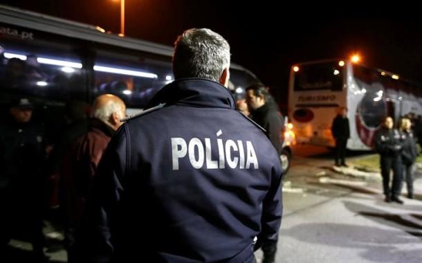 PSP de Braga 'apanha' suspeito de tráfico de droga com mais de 100 doses de haxixe