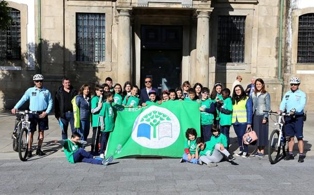 Eco-Escolas bracarenses distinguidas a nível nacional