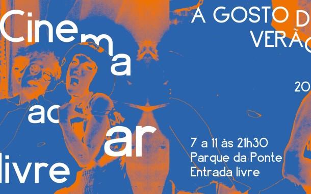 Cinema ao ar em Braga com 'A gosto de Verão' (7 a 11 AGO)