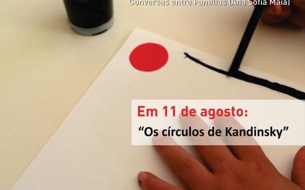 BRAGA: Estufa do Parque da Ponte recebe atelier sobre 'Os círculos de Kandinsky'