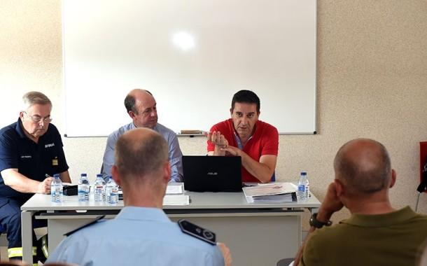 Vaga de calor reúne a Comissão Municipal de Braga de Protecção Civil