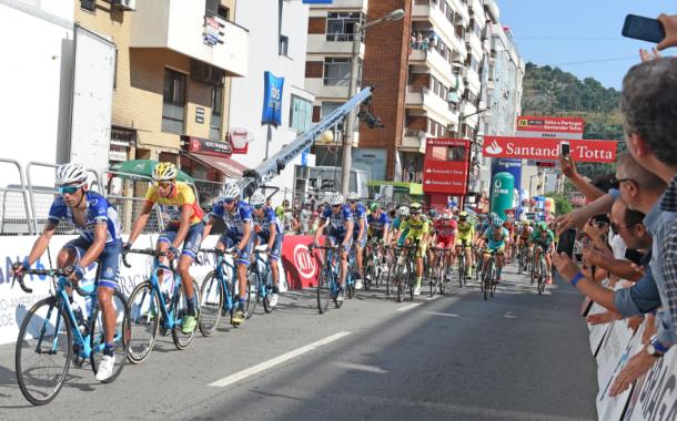Volta a Portugal em Bicicleta condiciona trânsito esta sexta-feira em Braga