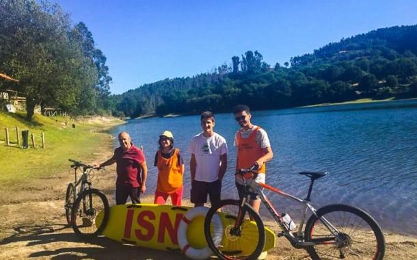 VIEIRA DO MINHO: Jovens Voluntários para a Natureza salvam adolescente de afogamento na barragem do Ermal