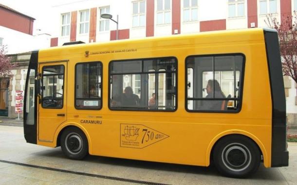 Mini-autocarros eléctricos de Viana do Castelo transportaram quase meio milhão de passageiros desde 2005
