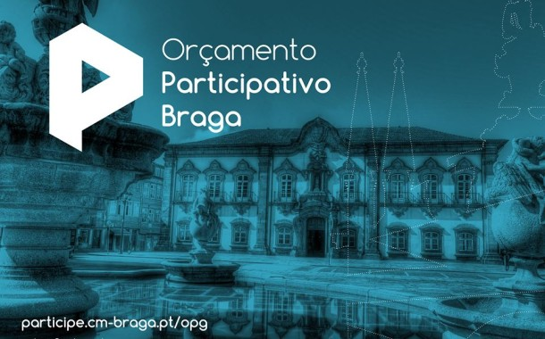 Prazo de entrega de propostas para o OP Braga prolongado até dia 3