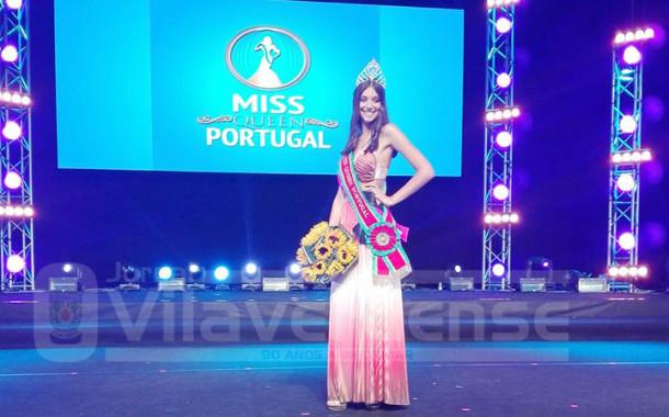 Bracarense Bruna Silva conquistou concurso Miss Queen Portugal