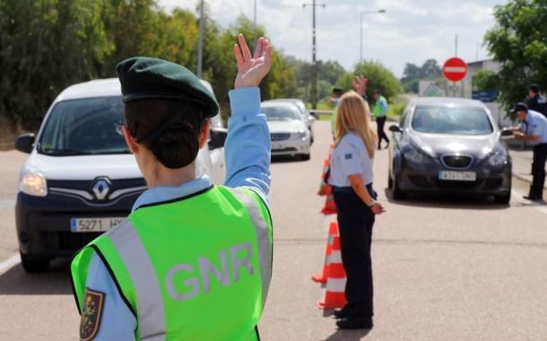 GNR deteve 28 pessoas por condução sob efeito do álcool em 12 horas