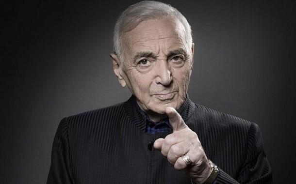 Morreu o cantor Charles Aznavour, de 94 anos
