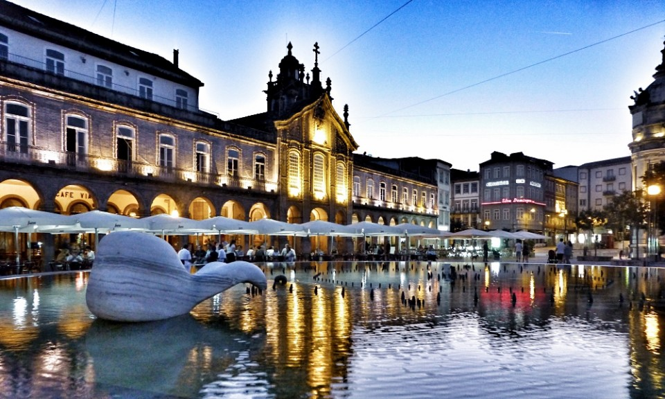 Braga é a única cidade nacional nomeada para prémio de melhor destino europeu de 2019