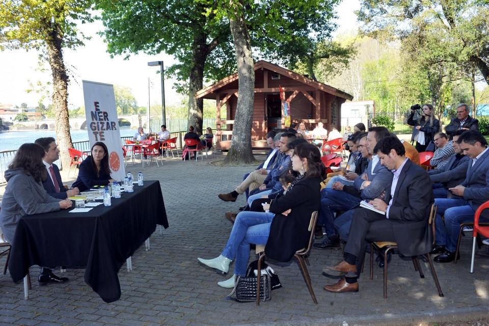 'Energizarte' da EDP leva arte urbana a freguesias de Braga a pensar na inclusão social