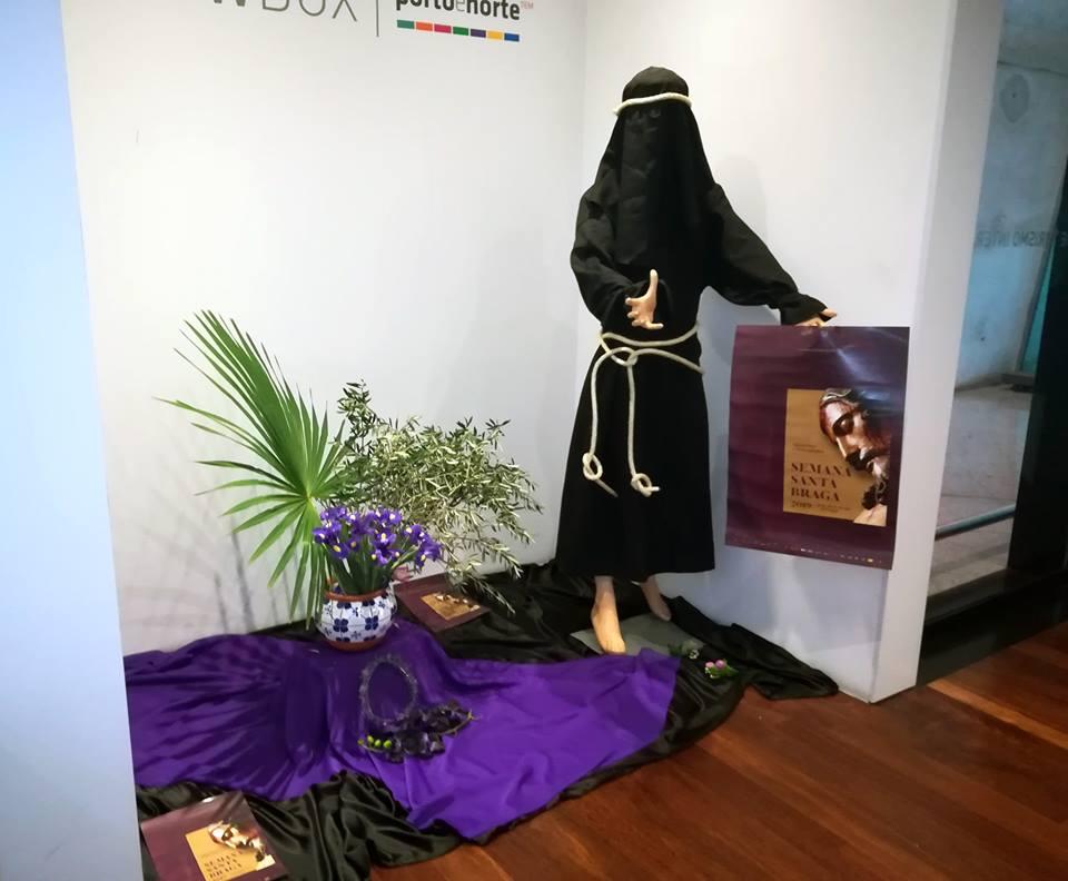 Semana Santa de Braga promovida no Aeroporto Francisco Sá Carneiro