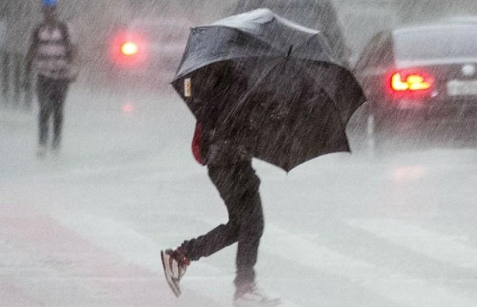 Mau Tempo: Protecção Civil avisa para situações de chuva, queda de neve e vento