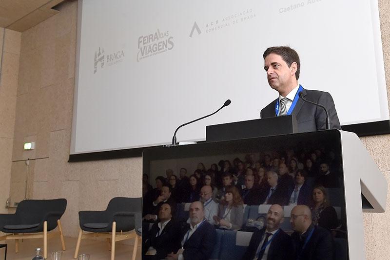 """""""Turismo é sector estratégico para o desenvolvimento de Braga"""", defende Ricardo Rio"""